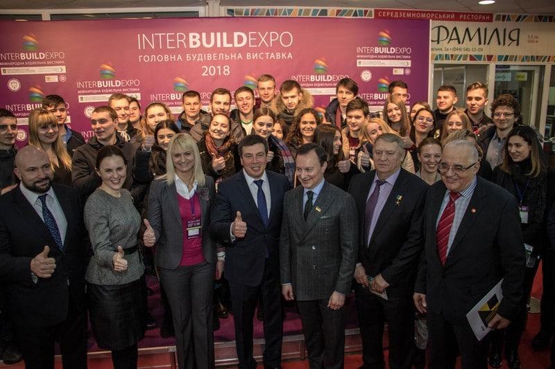 Крупнейшая строительная выставка Украины Inter Build Expo 2018 с успехом завершила свою работу!