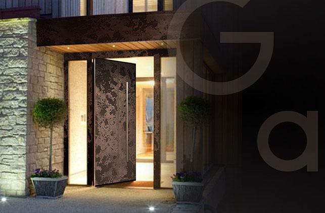 SECURITY DOORS - інноваційний продукт від компанії Garnika