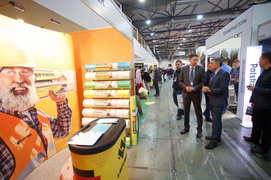 Завод виробник фасадної стіклосітки Latymer запрошує на InterBuildExpo 2020!