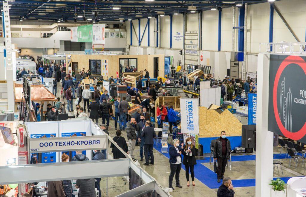 Фестиваль будівельного сервісу на InterBuildExpo 2021